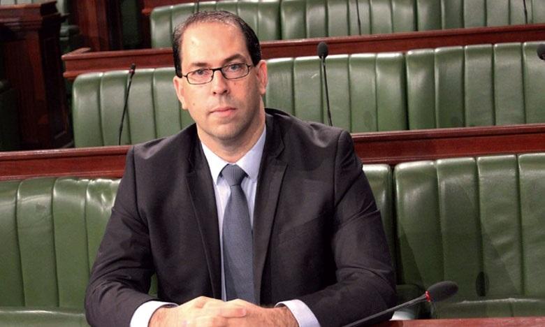 Le Premier ministre Youssef Chahed candidat à la Présidentielle
