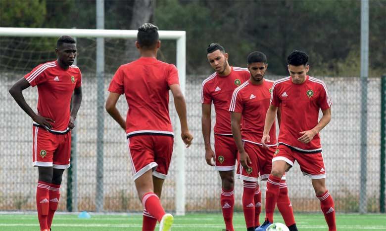 Programme de préparation intensive pour les jeunes de la sélection U20