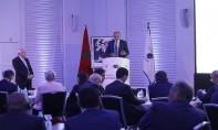 Le président de la CGEM, Salaheddine Mezouar, a souligné qu'une alliance forte entre les deux communautés d'affaires marocaine et sud-africaine contribuera à la création de richesses et de valeur ajoutée en faveur du développement durable et inclusif de l'Afrique. Ph : DR
