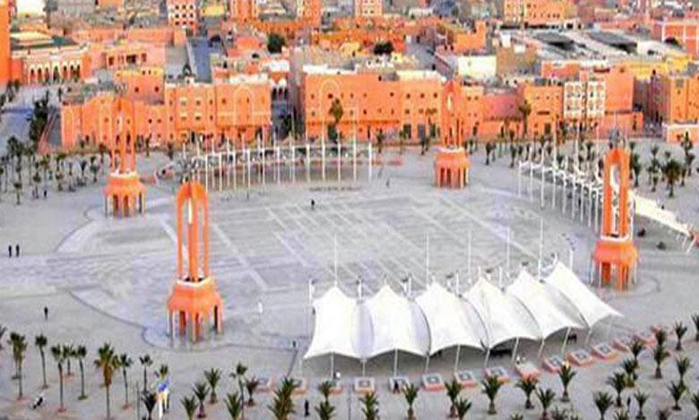 Bientôt une Cité des métiers et des compétences à Laâyoune