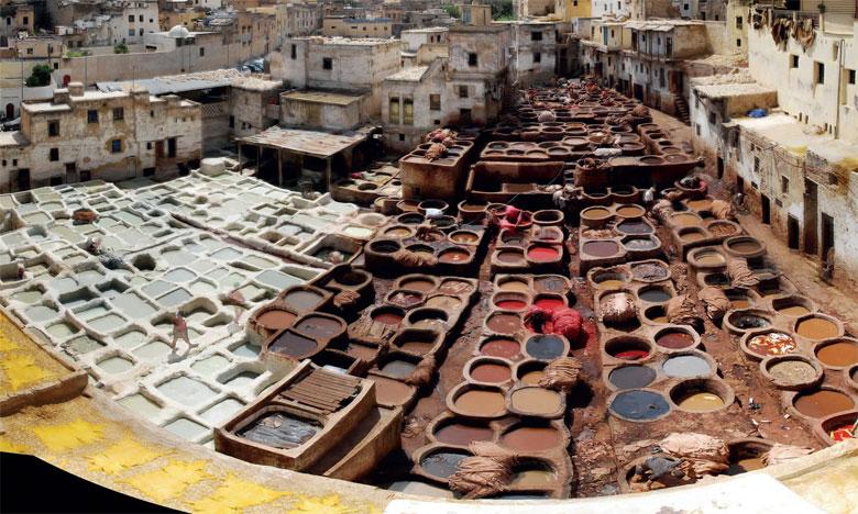 Mohammed Sajid a insisté sur l'amélioration des conditions des tanneurs pour la sauvegarde  de ce métier et sa perpétuation.