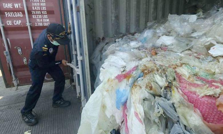 Le marché mondial des déchets chamboulé