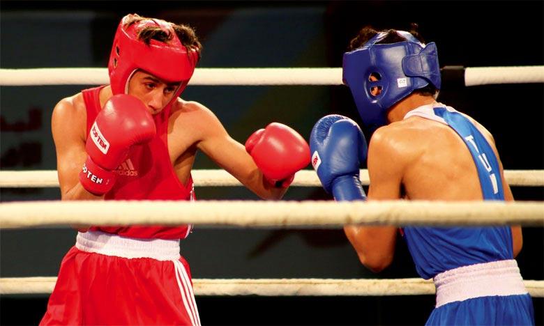 Championnat d'Afrique de Boxe : Le Maroc s'adjuge le titre