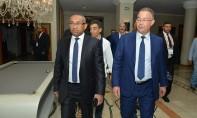 Faouzi Lakjaâ sera désormais 2e vice-président de la CAF