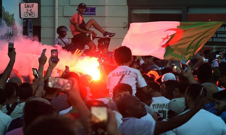 CAN 2019: incidents en France lors des célébrations de la victoire algérienne