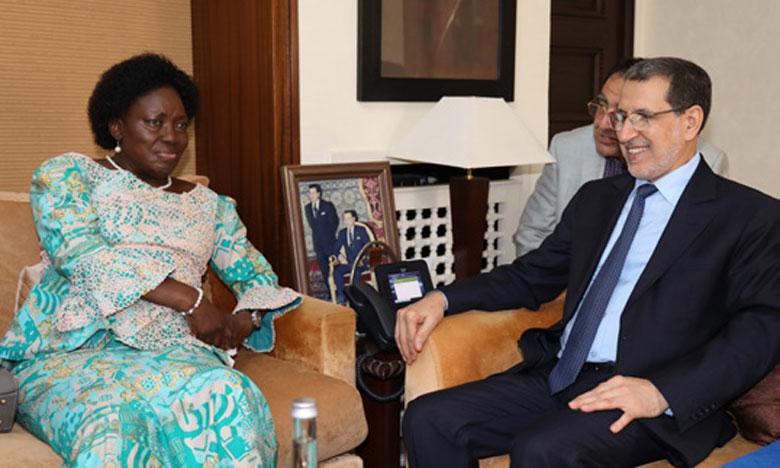Le Maroc disposé à partager avec l'Ouganda ses expériences dans différents domaines