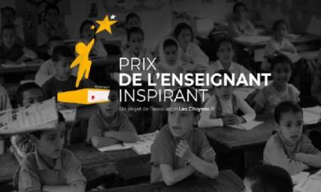 L'association Les Citoyens lance  le Prix de l'Enseignant inspirant