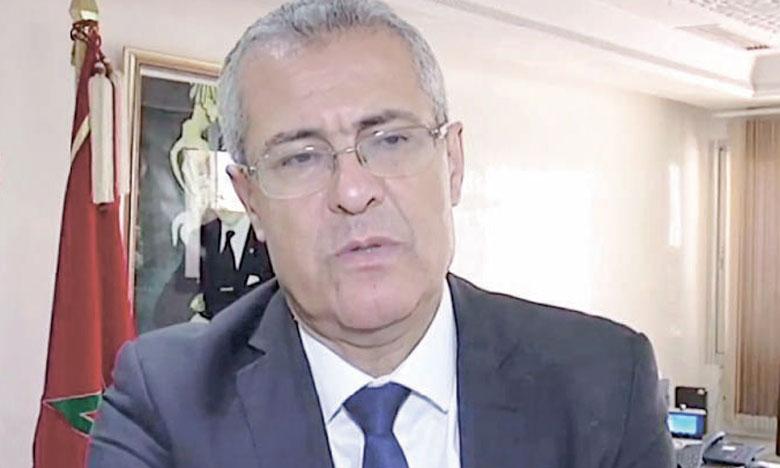 Mohamed Ben Abdelkader préside le comité exécutif du CAFRAD