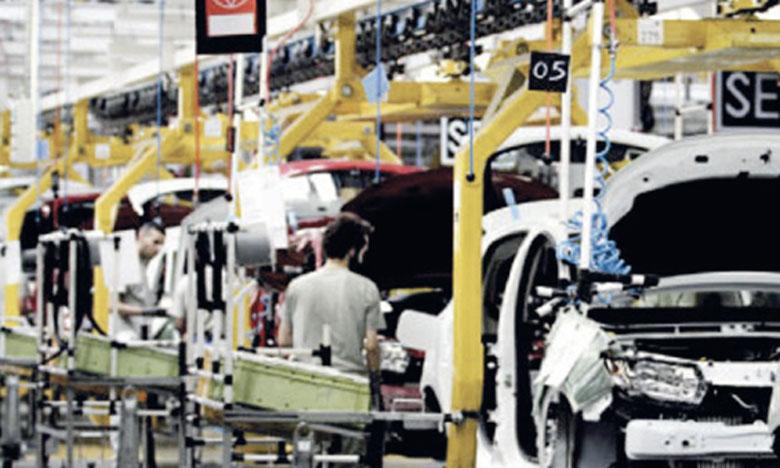 Le câblage automobile enregistre un gain additionnel de 904 millions de DH à fin mai, contre une baisse de 1 milliard pour la filière Construction.