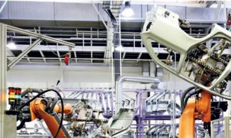 Baisse de régime pour la production industrielle cet été