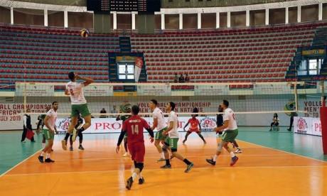 Le Maroc signe sa première victoire  de la compétition
