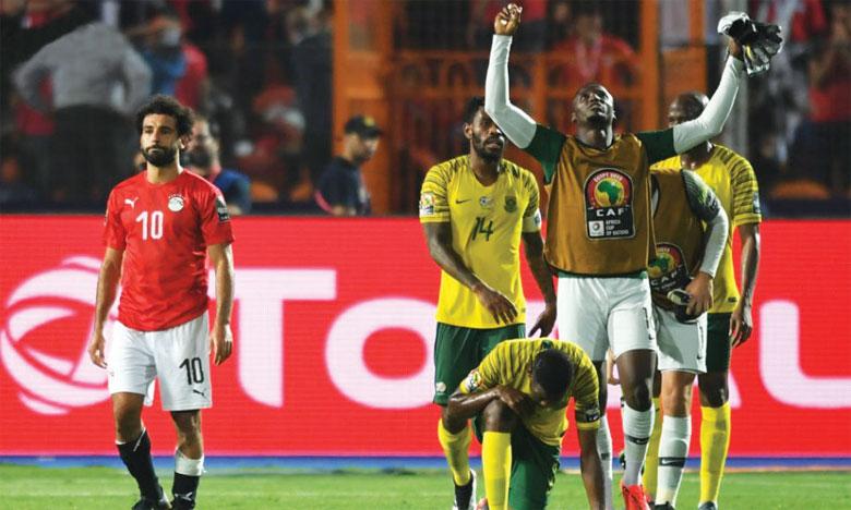 L'Égypte éjectée de sa Coupe des nations