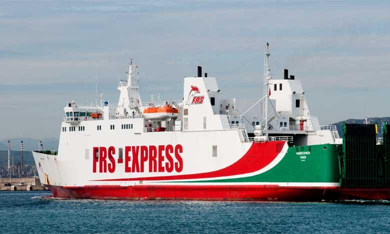 Le port de Tarifa assure des départs 24h/24