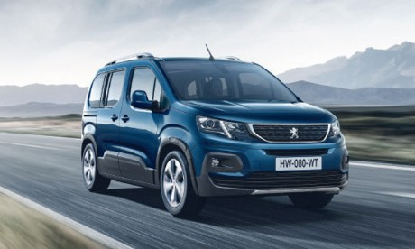 Peugeot lance le nouveau Rifter