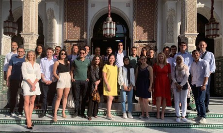 Les cadres d'ABL Aviation réunis à Marrakech