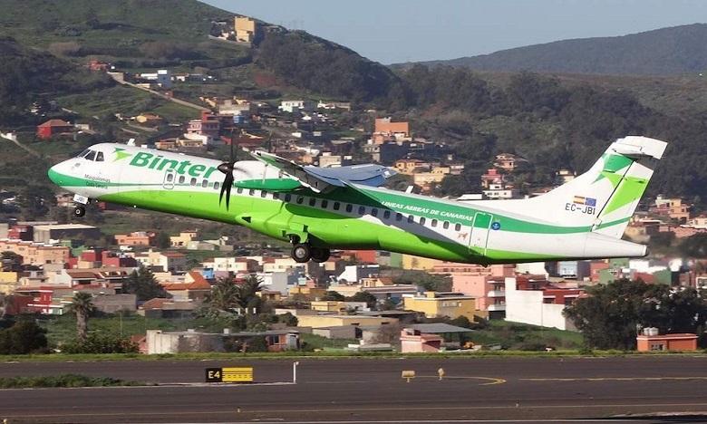 Binter lance une nouvelle promotion pour ses vols vers les Îles Canaries
