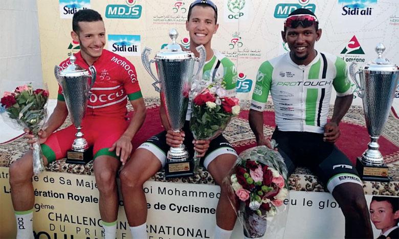 Le Sud-Africain Julius Jayde remporte la première étape