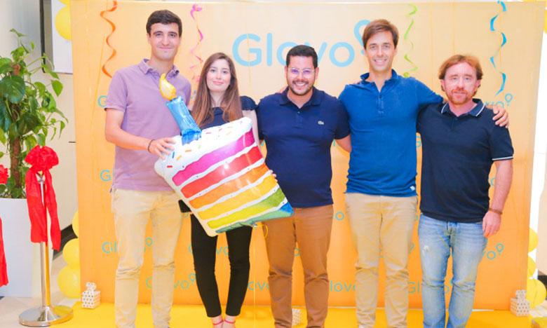 Glovo vise un million  de commandes avant fin 2019