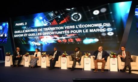 MTF 2019 :  Des panlistes plaident en faveur d'une cohabitation entre économie du savoir et économie matérielle
