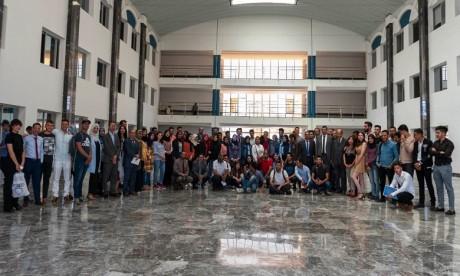 L'Espace Coworking & Entrepreneuriat ouvre ses portes à Beni Mellal