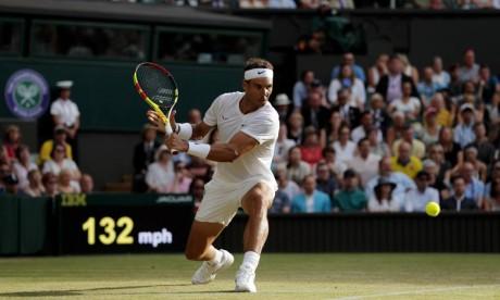 Nadal vainqueur face à Nick Kyrgios