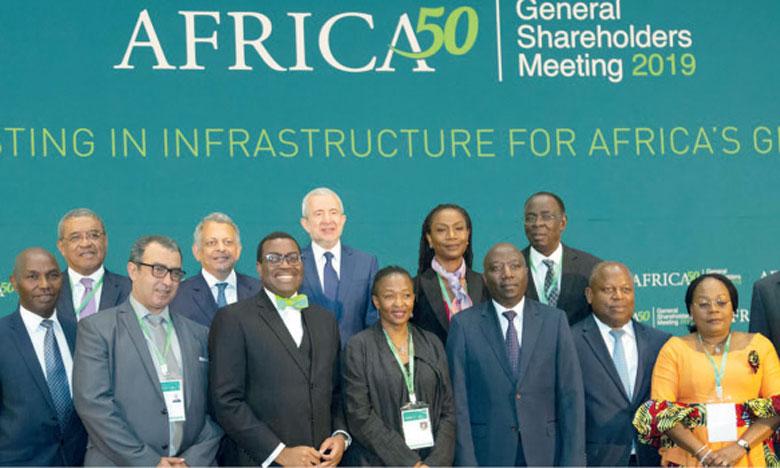 Le Zimbabwe, 31e actionnaire d'Africa50