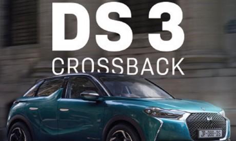 Cinq étoiles Euro NCAP  pour DS 3 Crossback