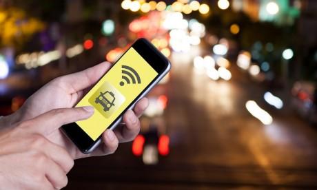 Une nouvelle application de réservation de taxi fait son entrée au Maroc
