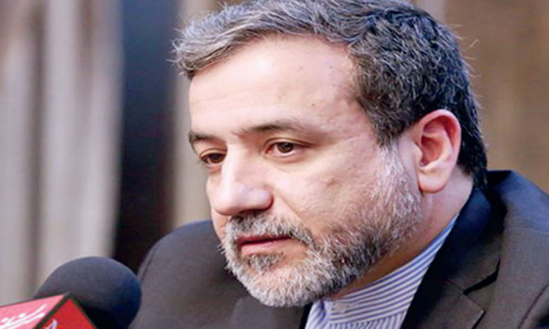 Un émissaire du Président Rohani reçu à l'Élysée