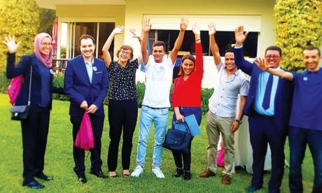 Le Maroc, premier partenaire africain et deuxième  dans la région sud de la Méditerranée du  programme européen Erasmus+