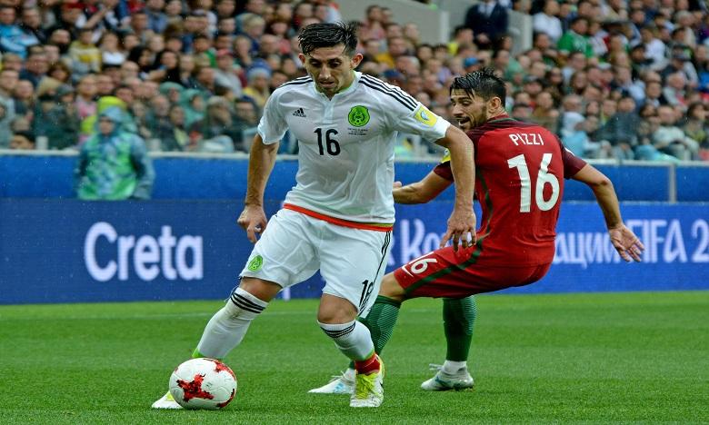 Le Mexicain Hector Herrera rejoint l'Atlético Madrid