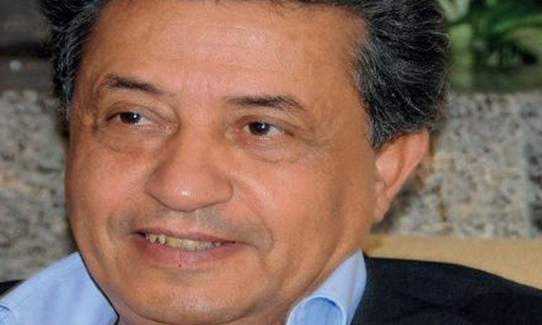 Le poète et écrivain Salah Al Wadie  président du jury