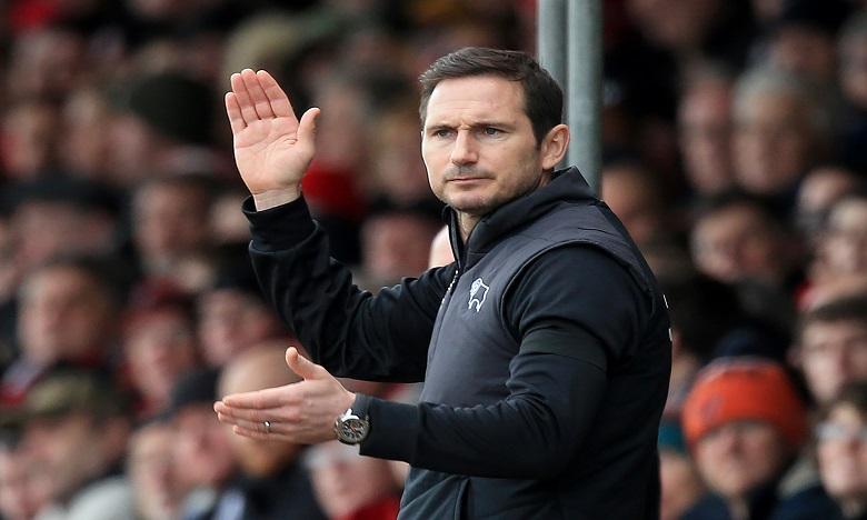Frank Lampard nommé entraîneur de Chelsea
