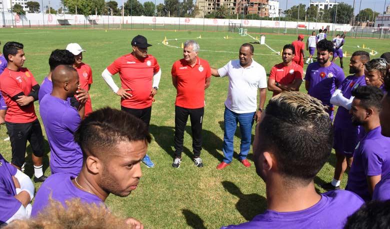 Zoran Manojlovic officiellement coach du Wydad de Casablanca
