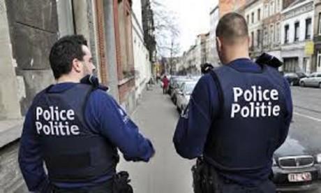 Découverte d'un sac d'explosifs  près de Bruxelles