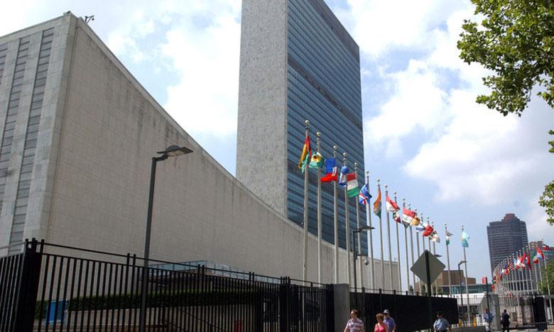 Le Maroc présente à New York les axes de la Déclaration de Marrakech et les recommandations du Forum régional africain sur le développement durable
