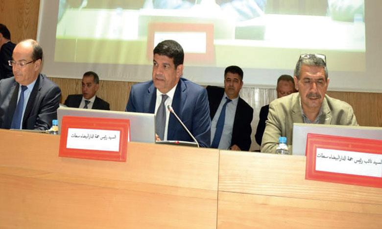 Le Conseil de la région boucle sa session de juillet