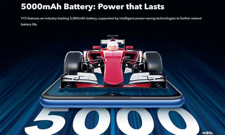 Vivo se définit comme le cinquième fabricant de smartphones dans le monde.