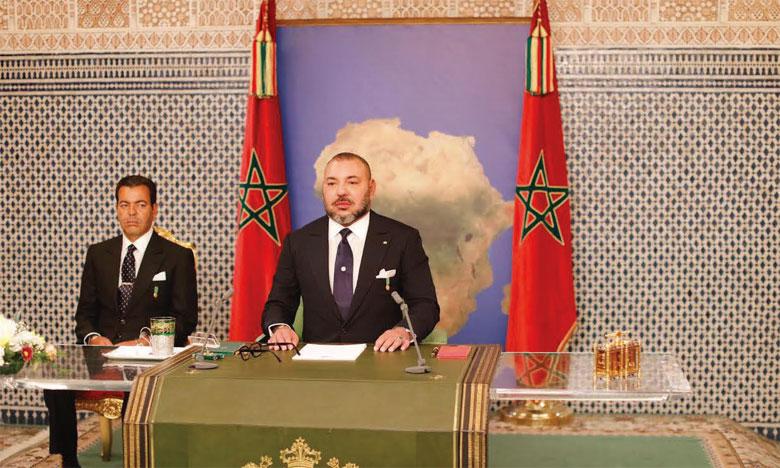 Sahara marocain : S.M. le Roi Mohammed VI à l'avant-garde du combat pour la préservation de l'intégrité territoriale