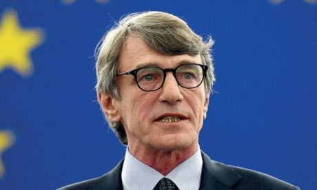 Un social-démocrate italien prend les rênes du Parlement européen