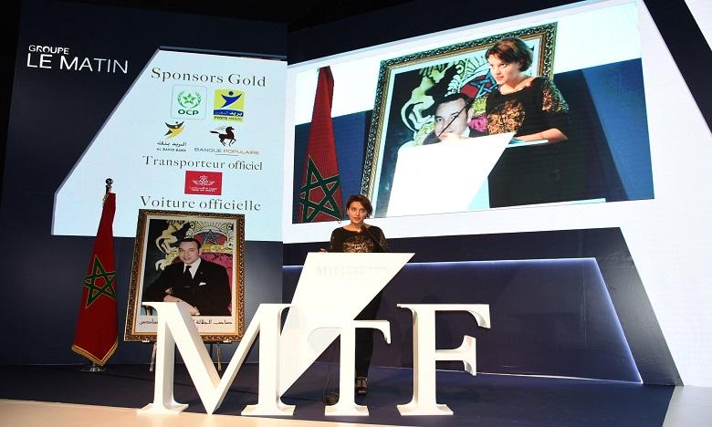 MTF 2019 : la maitrise de l'outil informatique, une nécessité selon Najat Vallaud-Belkacem