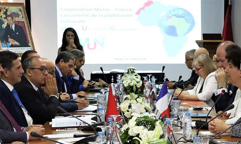 Une vingtaine d'accords interuniversitaires ainsi qu'un accord-cadre entre les Conférences des présidents  d'université du Maroc et de la France ont été signés vendredi à Rabat
