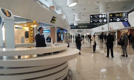 Aéroport Mohammed V :  Revalorisation salariale et amélioration des conditions de travail des bagagistes