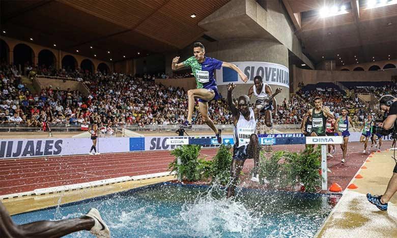 Soufiane El Bakkali s'illustre à Monaco et signe la meilleure performance mondiale de l'année