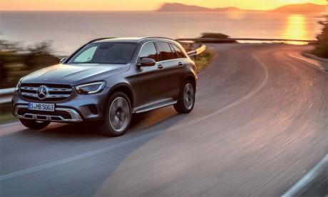 Le meilleur de l'univers  des SUV by Mercedes