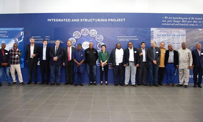 Une délégation sud-africaine de haut niveau en visite au Maroc