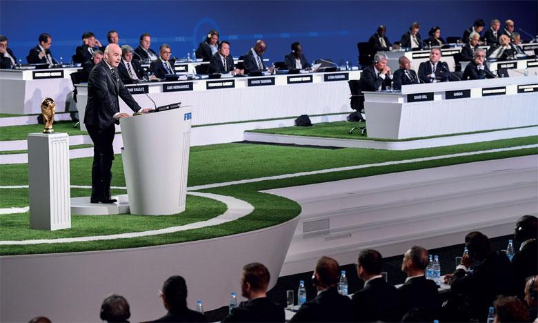 La FIFA amende son code d'éthique pour plus de transparence