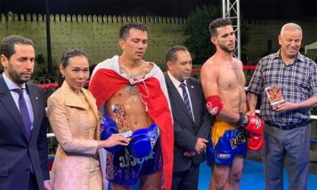 Les combattants thaïlandais remportent la 7e édition