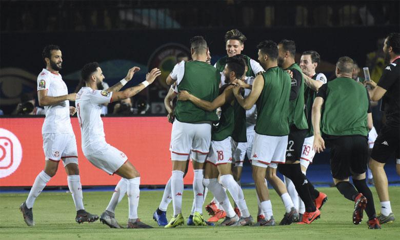 La Tunisie, l'Algérie, le Sénégal et le Nigeria  sur la ligne de départ du dernier sprint
