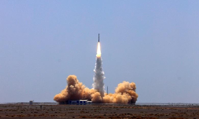Chine: une start-up privée lance deux satellites dans l'espace